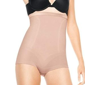 Spanx N/SHi-Waisted Body Tunic 1457 NUDE/ROSE GOLD